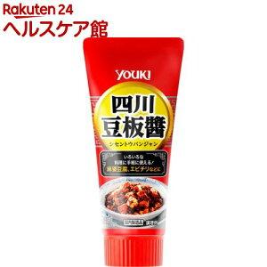 ユウキ食品 四川豆板醤 チューブ(100g)【ユウキ食品(youki)】