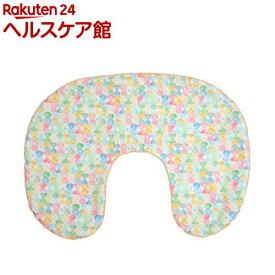 洗える授乳クッションカバー KIKI サックス(1枚入)