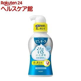 薬用ピュオーラ 泡ハミガキ(190ml)【ピュオーラ】