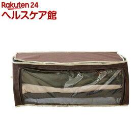 炭入り消臭衣類収納ケース(1枚入)