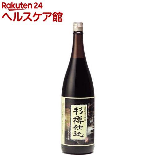 マルシマ 杉樽仕込醤油(1.8L)