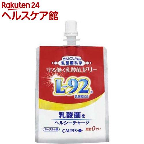 【訳あり】守る働く乳酸菌ゼリー(180g*30コ入)