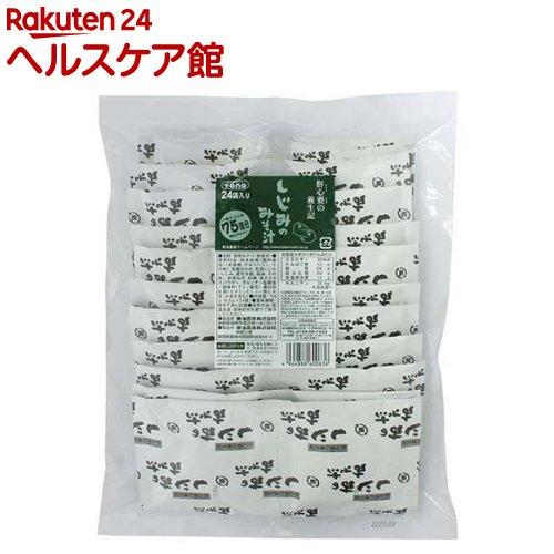 トーノー 業務用 しじみのみそ汁(24袋入)【TONO(トーノー)】