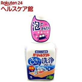 小林製薬 パーシャルデント 洗浄フォーム ミントの香り(250ml)【more20】【パーシャルデント】