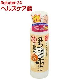 サナ なめらか本舗 しっとり化粧水 NA(200ml)【more20】【なめらか本舗】