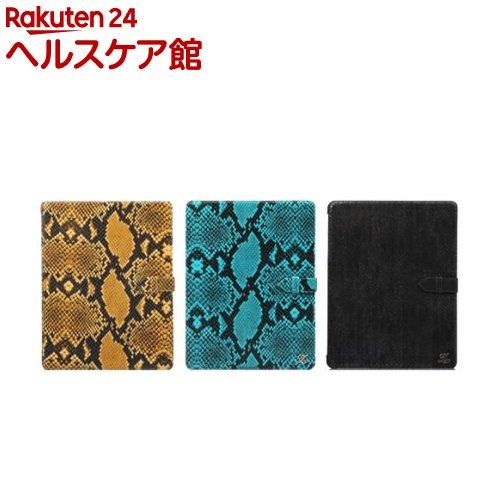ゼヌス 新しいiPadケース シュプリームサーペント パールブラック Z983NiPD(1コ入)【ゼヌス】