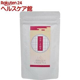 小川生薬の国産しそ緑茶 ティーバッグ(32g(16袋入))【小川生薬】