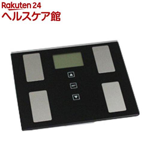 アイリスオーヤマ 体組成計 黒 IMA-001(1台)【アイリスオーヤマ】【送料無料】