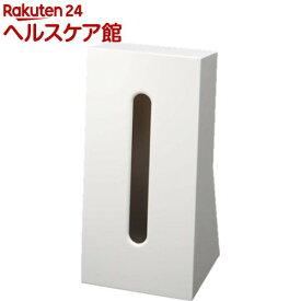ティッシュケース スマート ホワイト(1コ入)