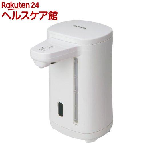 サラヤ エレフォームポット ノータッチ式ディスペンサー(1台)