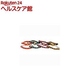 ワールド ニットボーダー ハーネス S カーキxオレンジ(1コ入)