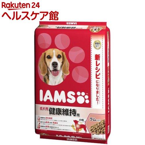 アイムス 成犬用 健康維持用 ラム&ライス 小粒(12kg)【アイムス】[【iamsd91609】]