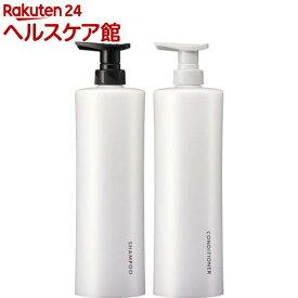スマートホルダーセット シャンプー&コンディショナー用 White 白 No.140(1セット)