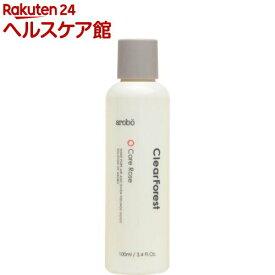 セラヴィ 空気洗浄機 arobo(アロボ)専用 クリアフォレスト ソリューション ケアローズ CLV-1123(100ml)【アロボ(arobo)】