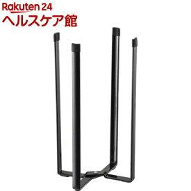 キッチンエコスタンド タワー ブラック(1コ入)【タワー(日用品)】
