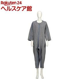 ソフトケア ねまき 厚手 紺 LL(1枚入)【ソフトケア(介護用品)】