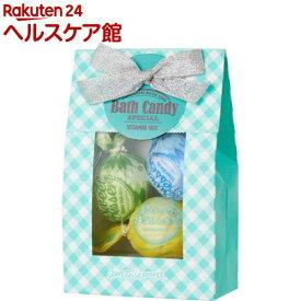 アマイワナ バスキャンディー3粒ミックスギフトセット ビタミンミックス(35g*3コ入)【アマイワナ(amai wanna)】[入浴剤]