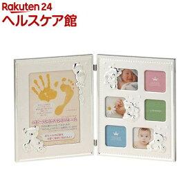 ラドンナ おたんじょうきろく手形色紙シリーズ ベビーフレーム MB68-70(1コ入)【ラドンナ】