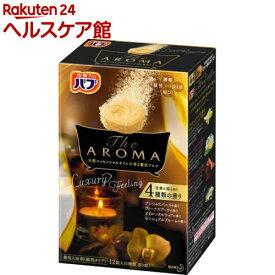 バブ The Aroma ラグジュアリー(40g*12錠)【バブ】[入浴剤]