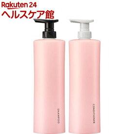 スマートホルダーセット シャンプー&コンディショナー用 Pink ピンク No.141(1セット)