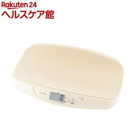 タニタ 授乳量機能付 ベビースケール BB-105-IV アイボリー(1台)【タニタ(TANITA)】