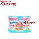 ビーンスターク すこやかM1 大缶(800g*2缶入*4セット)【ビーンスターク】[粉ミルク]