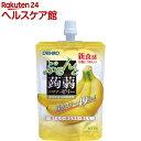 【訳あり】オリヒロ ぷるんと蒟蒻ゼリー スタンディング バナナ(130g*8コ入)【ぷるんと蒟蒻ゼリー】
