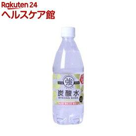 強炭酸水 レモン(500ml*24本入)