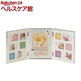 ラドンナ おたんじょうきろく手形色紙シリーズ ベビーフレーム MB68-130(1コ入)【ラドンナ】