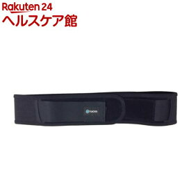 naoss バックレスキュー骨盤メッシュベルト 4635302 ブラック L(1枚入)【naoss(ナオス)】