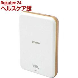 キヤノン スマホ専用ミニフォトプリンター iNSPiC PV-123-SP ピンク(1コ入)