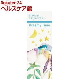 ブレンドエッセンシャルオイル ドリーミータイム(30ml)【生活の木 エッセンシャルオイル】