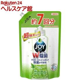 除菌ジョイ コンパクト 緑茶の香り 超特大 つめかえ用(1065mL)【ジョイ(Joy)】