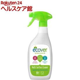 エコベール 簡単ピカピカクリーナー 本体(500mL)【エコベール(ECOVER)】