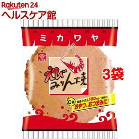 三河屋 えびみりん焼(7枚入*3袋セット)