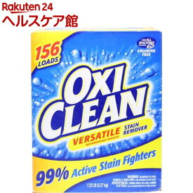 オキシクリーン EX 粉末タイプ 正規輸入品(3270g)【オキシクリーン(OXI CLEAN)】