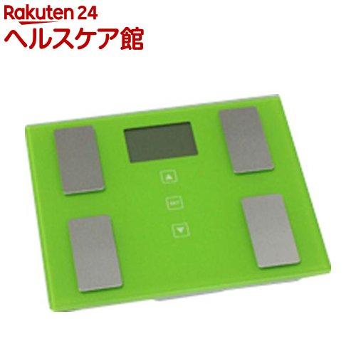 アイリスオーヤマ 体組成計 グリーン IMA-001(1台)【アイリスオーヤマ】