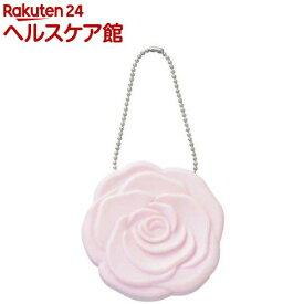 ミニローズコンパクトミラー パープル(1コ入)【YAMAMURA】