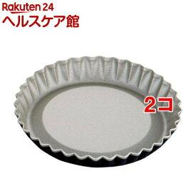 ブラックフィギュア タルトレット型 11cm D-028(1コ入*2コセット)【ブラックフィギュア】