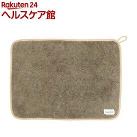 LD ふきんとしても使える吸水マット 30×40cm(1枚入)【more30】【TOWA(東和産業)】