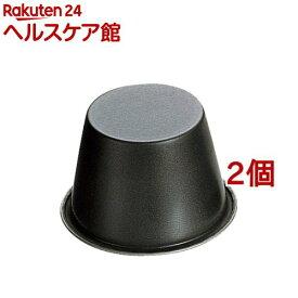 ブラックフィギュア プリンカップ LL D-036(1コ入*2コセット)【ブラックフィギュア】