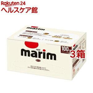 AGF マリーム スティック(100本入*3箱セット)
