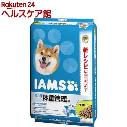 アイムス 成犬用 体重管理用 チキン 小粒(12kg)【アイムス】[【iamsd111609】]