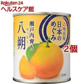 日本のめぐみ 瀬戸内育ち 八朔(210g*2コセット)