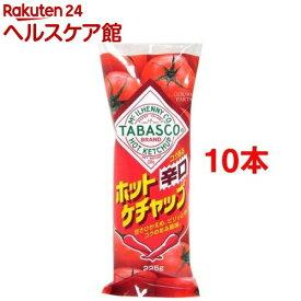 タバスコ ホットケチャップ(225g*10コ)【タバスコ】