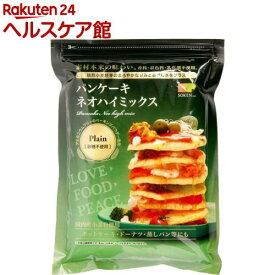 創健社 パンケーキネオハイミックス 砂糖不使用(400g)【spts1】【slide_h1】