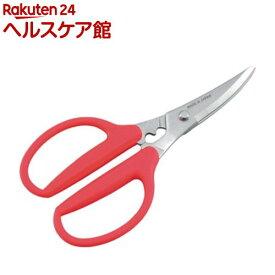 ママクック カーブ刃 キッチンハサミ 36781(1コ入)