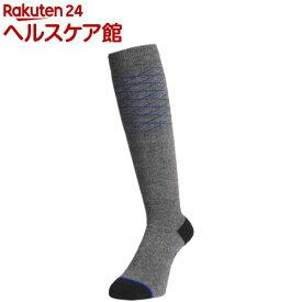 ノースピーク ソックス MP-778 CHBL 23-25cm(1足)【ノースピーク】