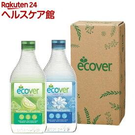 エコベール洗剤ギフト ECG-10-1(1セット)【エコベール(ECOVER)】