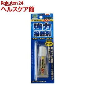 セメダイン スーパーX2クリア スリム AX-074(10ml)【セメダイン】